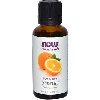 Now Foods 1-ounce Orange Oil Essential Oil