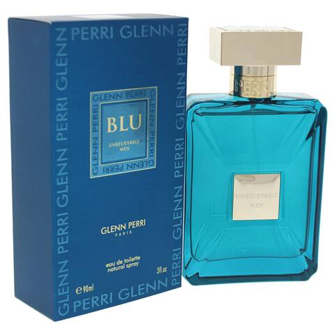 Glenn Perri Blu Unbelievable 3-ounce Eau de Toilette Spray
