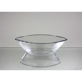 85-inch Clear Boat Vase