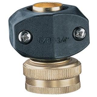 Nelson 50431 5/8-inch & 3/4-inch Brass & Nylon Female Hose Repair