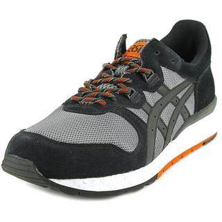 Asics Men's Gel Epirus Black Suede Regular Athletic Shoes