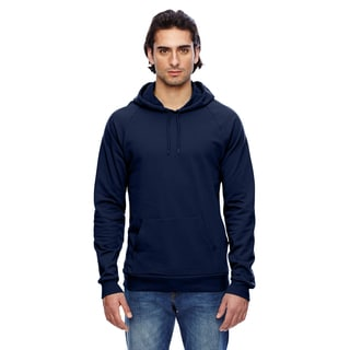 California Men's Big and Tall Navy Fleece Pullover Hoodie