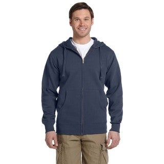 Men's Big and Tall Organic/Recycled Full-Zip Pacific Hood