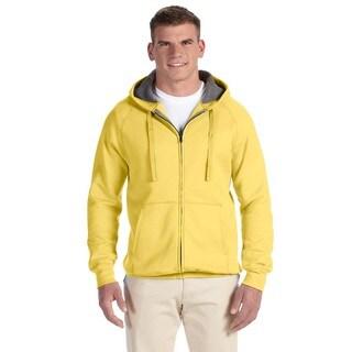 Men's Big and Tall Nano Full-Zip Vintage Gold Hood