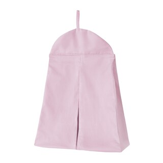 Sweet Jojo Designs Cotton Pink Diaper Stacker