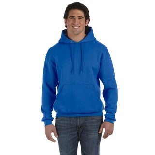 Men's Big and Tall Supercotton 70/30 Pullover Royal Hood