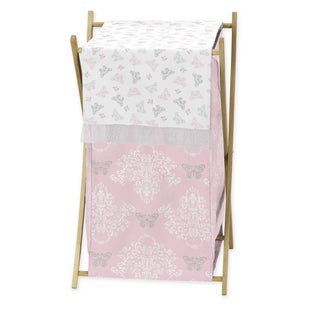 Sweet Jojo Designs Alexa Collection Laundry Hamper