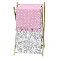 Sweet Jojo Designs Skylar Collection Laundry Hamper