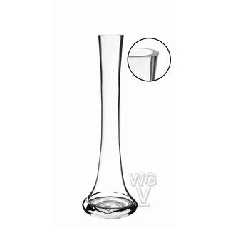 925-inch Clear Small Round Bud Vase