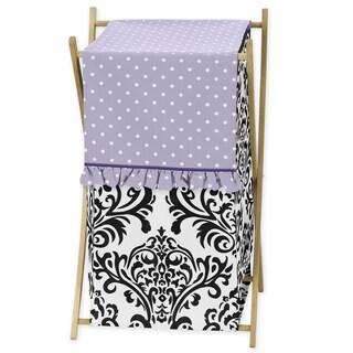 Sweet Jojo Designs Laundry Hamper for the Sloane Collection