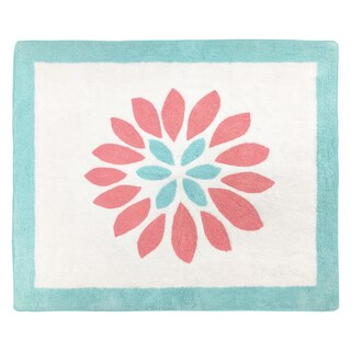 Sweet Jojo Designs Emma Collection Floor Rug