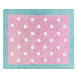 Sweet Jojo Designs Skylar Collection Floor Rug