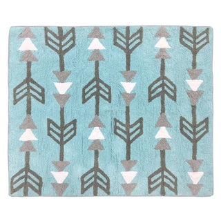 Sweet Jojo Designs Earth and Sky Collection Floor Rug