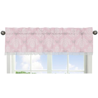 Sweet Jojo Designs Alexa Collection Window Curtain Valance