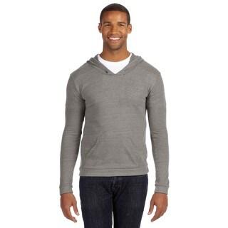 Marathon Men's Eco Grey Pullover Hoodie