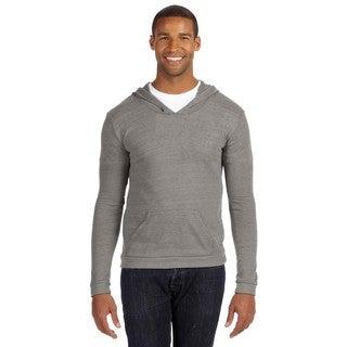Marathon Men's Eco Grey Pullover Hoodie (XL)