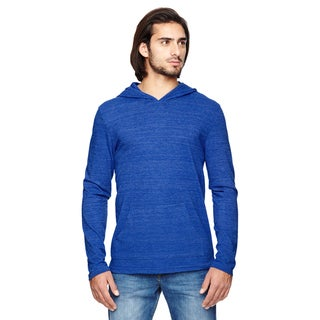Marathon Men's Ec Tr Pacific Blue Pullover Hoodie (XL)