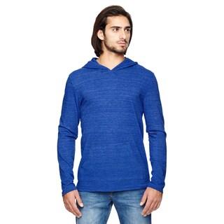 Marathon Men's Ec Tr Pacific Blue Pullover Hoodie