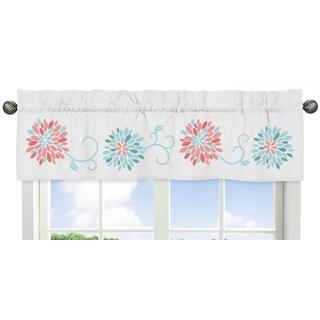 Sweet Jojo Designs Emma Collection 15-inch x 54-inch Window Curtain Valance