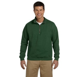 Men's Vintage Classic Quarter-Zip Cadet Collar Meadow Sweatshirt (XL)