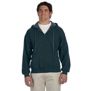 Men's Vintage Classic Full-Zip Midnight Hood