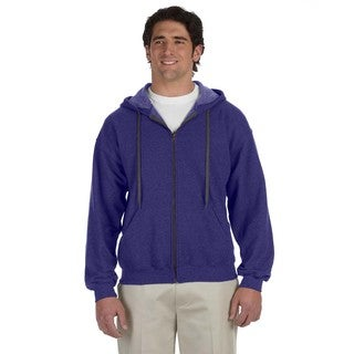 Men's Vintage Classic Full-Zip Lilac Hood (XL)