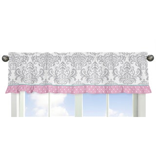 Sweet Jojo Designs Skylar Collection Window Curtain Valance