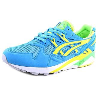 Asics Men's Kayano Trainer Blue Mesh Athletic Shoes