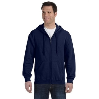 50/50 Men's Navy Full-Zip Hood
