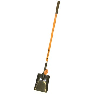 Flexrake CLA803 60-inch Square Point Fiberglass Shovel