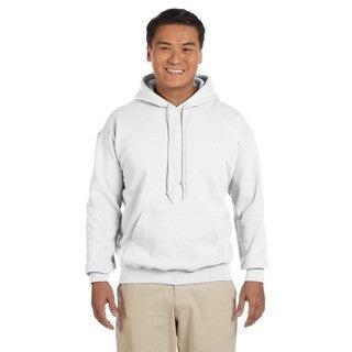 Men's 50/50 White Hood (XL)