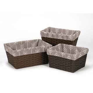 Sweet Jojo Designs Outdoor Adventure Collection Basket Liners