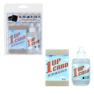 Universal 1 Up Retro Video Game Cartridge Cleaning Kit Bundle