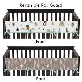 Shop Sweet Jojo Designsfor Emma Collection Long Crib Rail