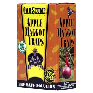 Bio Care Naturals S510 Apple Maggot Trap With 3 Lures