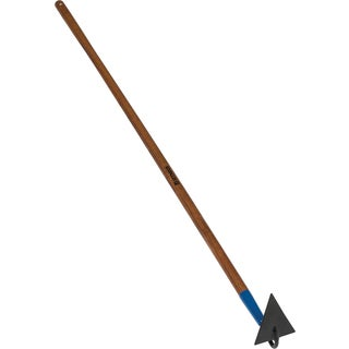 Seymour 60710 4-inch V-Hoe With 54-inch Hardwood Handle