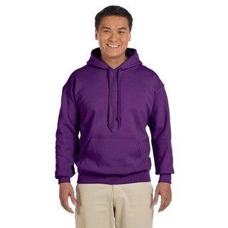 Men's 50/50 Purple Hood
