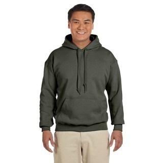 Men's 50/50 Military Green Hood