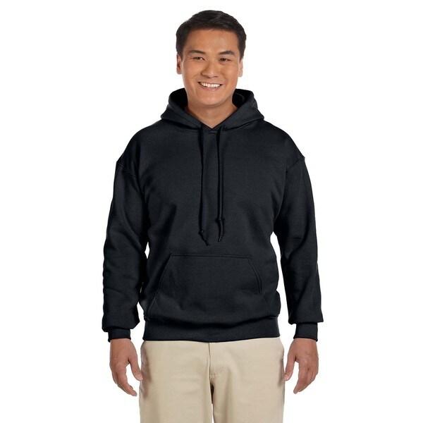 Men's 50/50 Black Hood (XL)