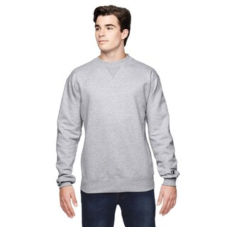 Men's Crew-Neck Athletic Heather Sweater (5 options available)