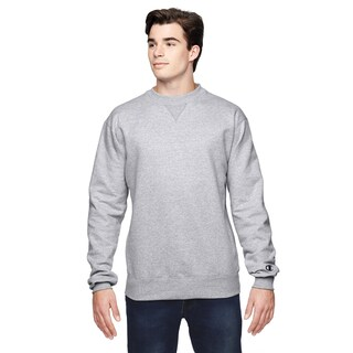 Men's Crew-Neck Athletic Heather Sweater