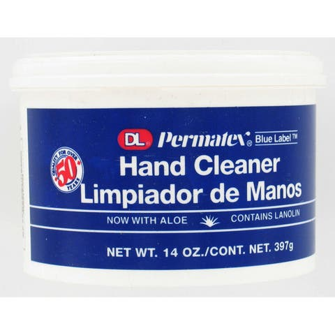 Permatex 01013 14 Oz DL Hand Cleaner
