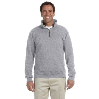50/50 Super Sweats Nublend Fleece Quarter-Zip Men's Pullover Oxford Sweater|https://ak1.ostkcdn.com/images/products/12404828/P19224725.jpg?_ostk_perf_=percv&impolicy=medium