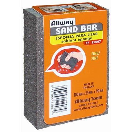 Allway Tools MF Medium Fine Sandbar