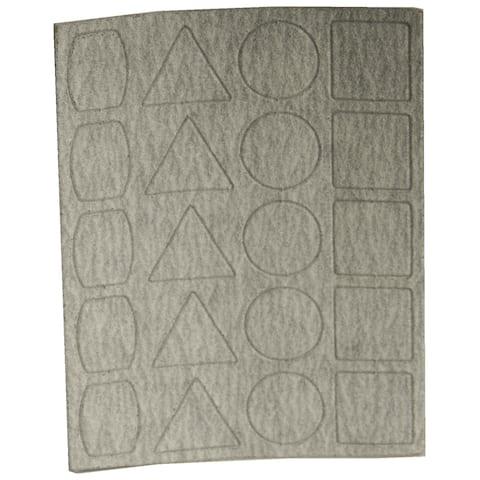 Proxxon 28826 400 Grit Sandpaper 3 Sheets