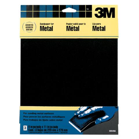 3M 9064NA Sandpaper For Metal
