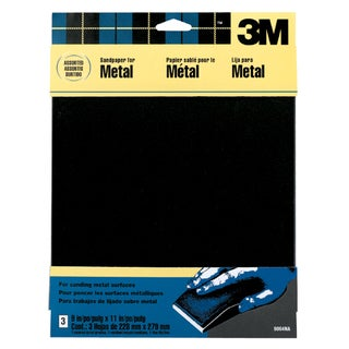 3M 9064NA Sandpaper For Metal