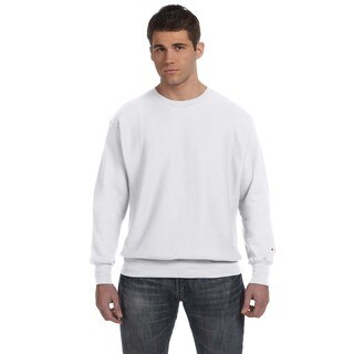 Men's Crew-Neck Silver Grey Sweater (4 options available)
