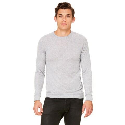 Unisex Athletic Heather Lightweight Sweater