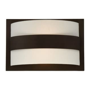 Crystorama Libby Langdon Grayson Collection 2-light Dark Bronze Wall Sconce
